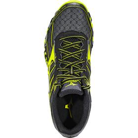 Mizuno Wave Hayate 3 - Zapatillas running Hombre - amarillo/gris